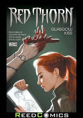 RED THORN VOLUME 1 GLASGOW KISS GRAPHIC NOVEL New Paperback