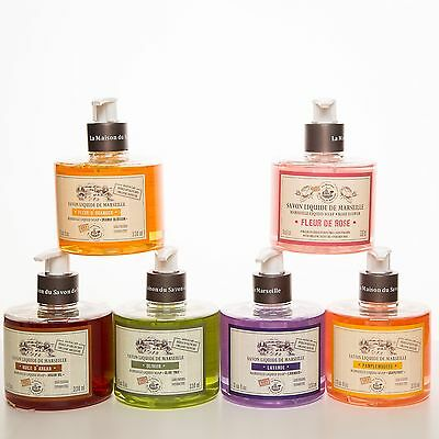 Savon De Marseille,french Organic Liquid Soap,post As Many As You Like For £2.80