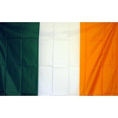 Ireland National Flag 3ft x 5ft Country Banner 90cm x 150cm