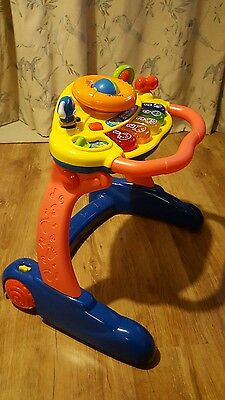 VTECH baby go and grow walker. Activity table.
