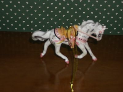 Trail Of Painted Ponies 2016  Ornament-Tickled Pink-New In Box