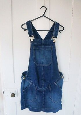H&M MAMA Maternity Dungarees - Size 10