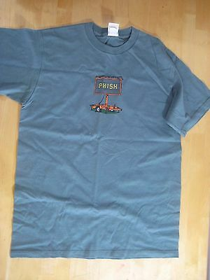 Phish 2003 official IT shirt from Limestone BRAND NEW size Small