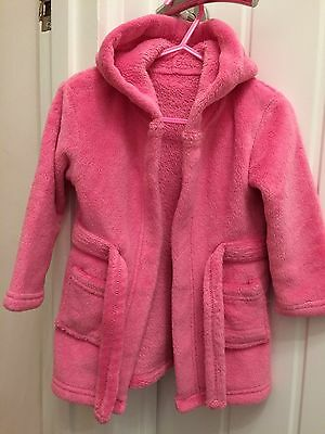 baby girls dressing gown 12-18 Months