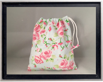 Gymnastics Leotard Grip Bags / Spring Roses Gymnast Birthday Goody Bag