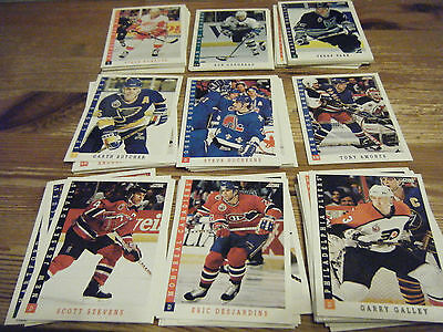 83   Score  1993 -  1994    American Ice  Hockey Cards  Mint All  Listed