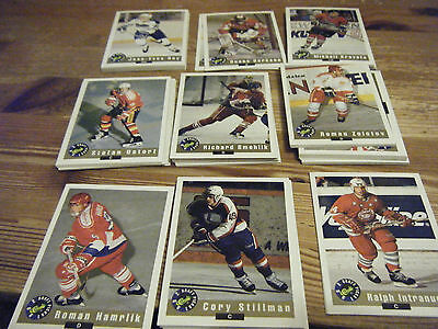 95   Classic Draft Picks  1992   American Ice  Hockey Cards  Mint All  Listed