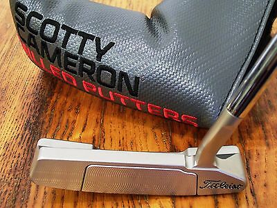 New 2016 Titleist Scotty Cameron Select Newport 2.5 Putter 34 Inch Golf Club
