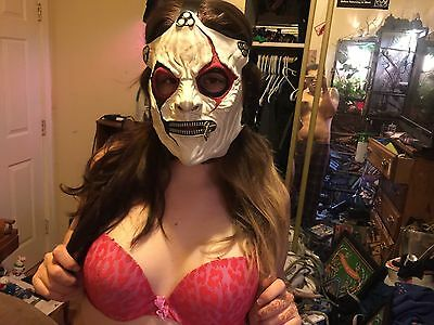 Slipknot Jim Root Rare Iowa mask Replica