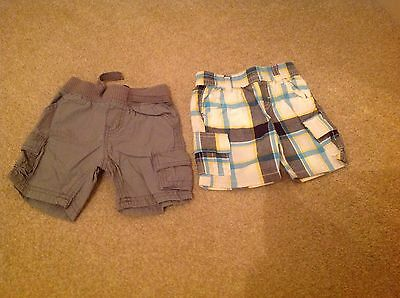 GAP boys Shorts Size 3-6 Months
