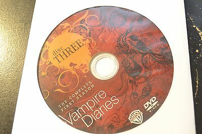 The Vampire Diaries First Season 1 Disc 3 Replacement DVD Disc Only 67-169