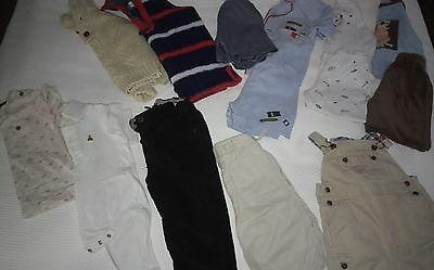 Baby Boys Clothing Bundle 18-24 Months