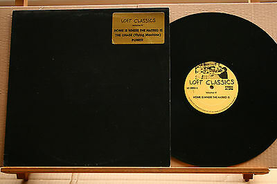 "LOFT CLASSICS Vol IV (Gil Scott-Heron-War-Earth, Wind & Fire)-US 3 track 12"" EX!"