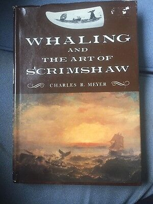 Whaling And Scrimshaw Book
