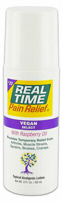 Real Time Pain Relief - Vegan Roll-On 3oz