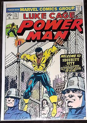 Luke Cage Power Man #23 Netflix Series