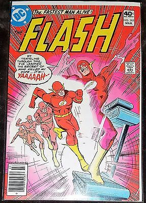 The Flash 283 Barry Allen Sharp Book