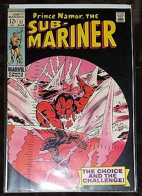 Prince Namor The Sub Mariner #11 Solid Book