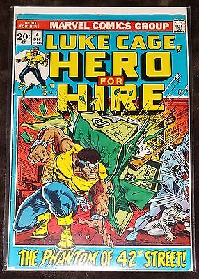 Luke Cage Hero for Hire #4 Power Man Netlfix Series