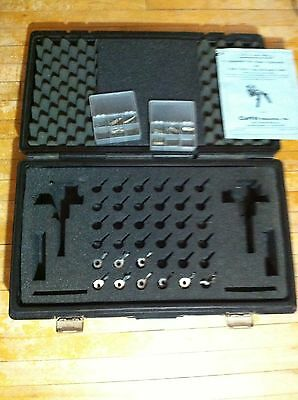 Curtis Key Cutter 2 Cutter Case 9 Cams 15 Carriages