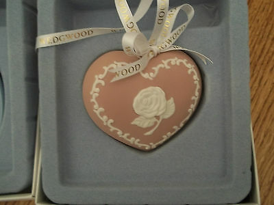 Wedgwood ornament for Breast Cancer