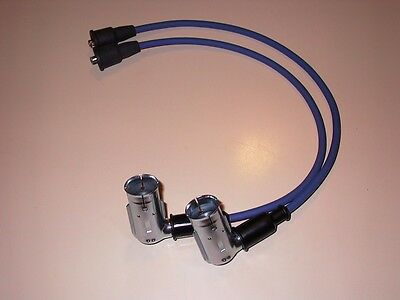 BMW Motorcycle Airhead Spark Plug Wires R75,R80,R90, R100 with points ignition