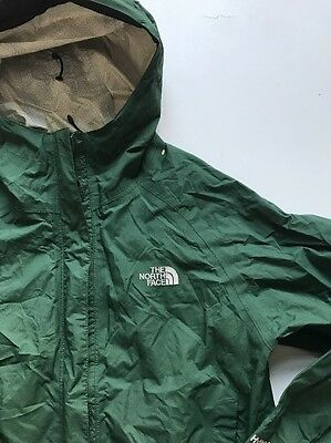 The North Face Womens Size Small Green Hyvent Fall jacket