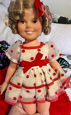 Shirley Temple doll 70s