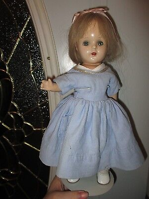 """Madame Alexander Mcgruffy Ana Full Composition Doll-Marked 13-13"""""""
