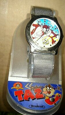Tazmanian devil Childrens ARMITRON WATCH