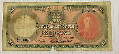 Fiji Pound Note