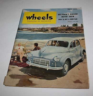 Wheels Magazine Issue One May 1953