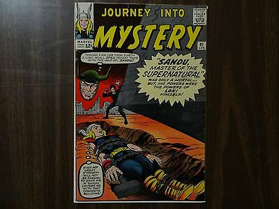 Journey into Mystery #91 (Apr 1963, Marvel) FN-VF