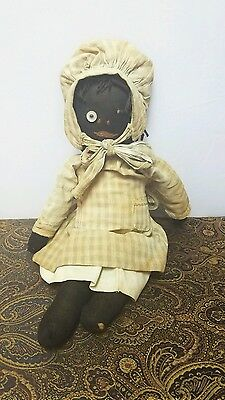 Old haunted doll from Haiti very active