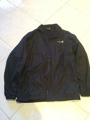 Men's Valvoline Racing Jacket Size m