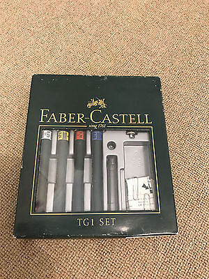 Faber-Castell TG1-S technical drawing set