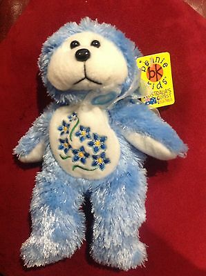 Beanie Kids - Forget Me Not the Bear