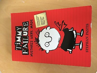 Timmy failure Book, By Stephan Pastis