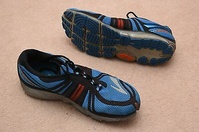 Brooks Pure Cadence men's running shoes trainers size 11 blue