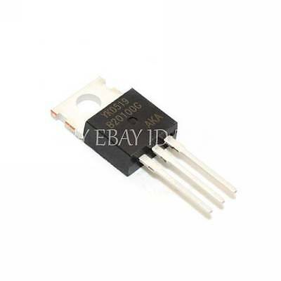 5PCS MBR20100CT B20100G 20A 100V Schottky Rectifier TO-220