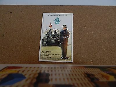 Military Uniforms postcards,royal Inniskilling Dragoon Guards.