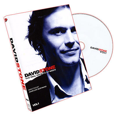 David Stone - The Real Secrets of Magic - DVD