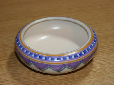 Poole Pottery - Carter Stabler Adams - Wl Pattern Dish