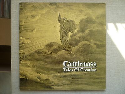 CANDLEMASS : Tales Of Creation. 1989 Gatefold LP MFN 95. !st Ed.