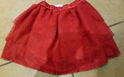 peppa pig skirt baby girl 12-18 months