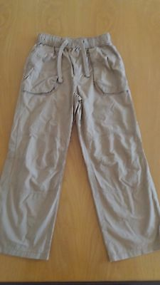Fab boys summer smart combat style trousers MARKS & SPENCER 8-9YRS