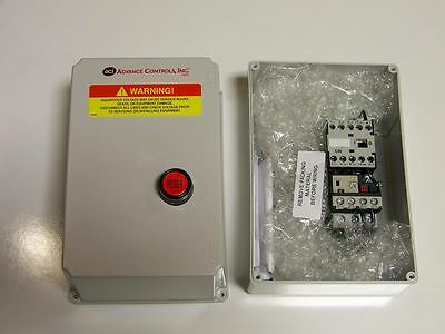 ACI- C Series Motor Starter - Three Phase • Non-Reversing Full Voltage 133407