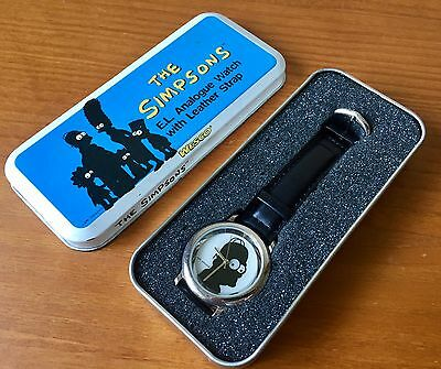 The Simpsons special edition watch