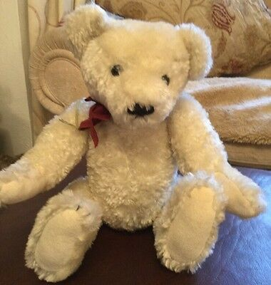 Collectors teddy bear - Boyds Bears - Essex - archive collection #1364
