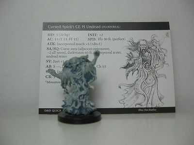 Cursed Spirit #49 Archfiends 2004 D&D Pathfinder Dungeons and Dragons Figur